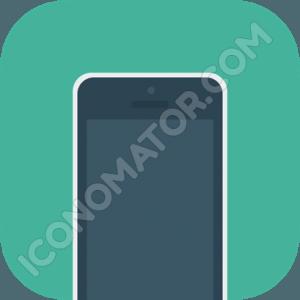 5c Iphone Icon Polka dots