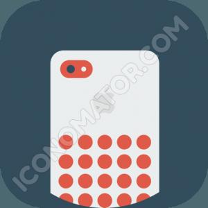 5c Iphone case Icon