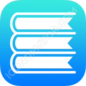 Books Stack Icon