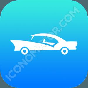 Car Vintage Icon