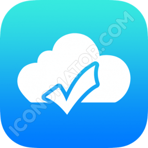 Cloud Right Icon