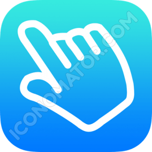 Hand  Pointing Direction Icon
