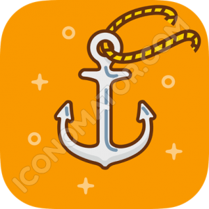 Anchor Classic Icon