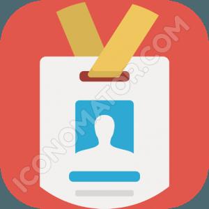 VIP Access Card Icon