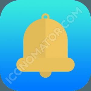 Bell Modern Icon