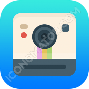 Camera Polaroid Icon