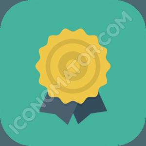 Badge & Ribbon Icon
