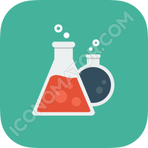 Chemistry Laboratory Icon
