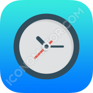 Clock Seconds Icon