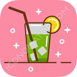 Cocktails Party Icon