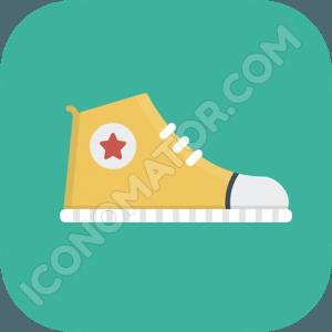 Converse Shoes Icon