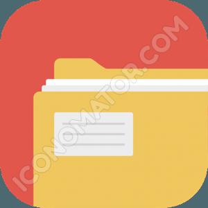 Folder Partial Icon