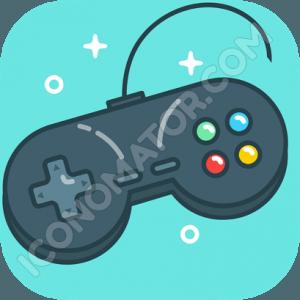 Video Game Nintedo Icon