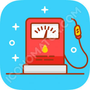 Fuel Refill Icon