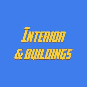 Interior & buildings