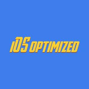 iOS12 optimized