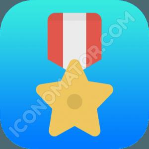Medal Winner Icon