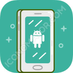 Phone Android Icon