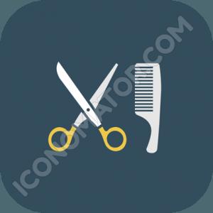Barber Icon
