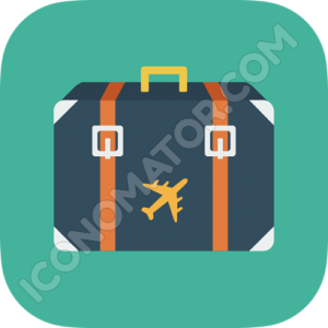 Passanger Luggage  Icon