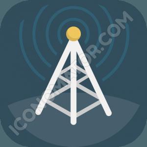 Radio Tower Icon