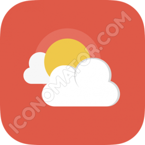 Weather Cloudy Icon