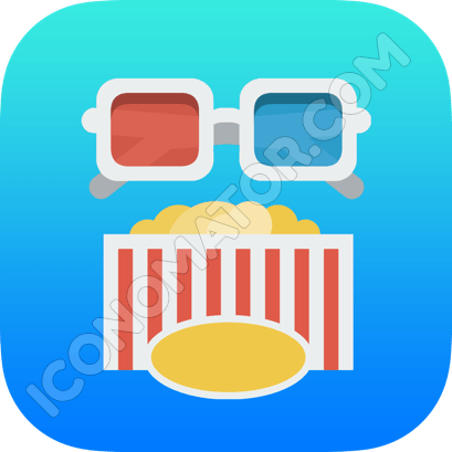 Funky 3D Icon
