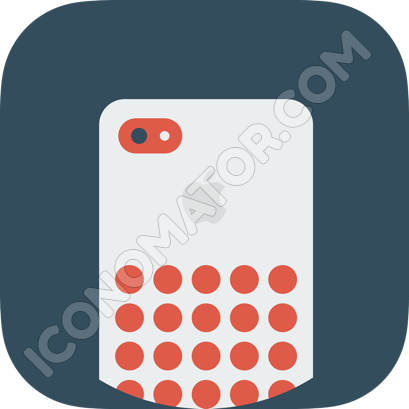 5c Iphone case Icon