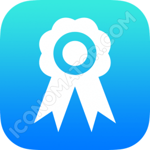 Graduation Badge Icon