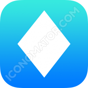 Card Game Diamonds Icon
