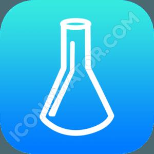 Chemistry Flask Empty Icon