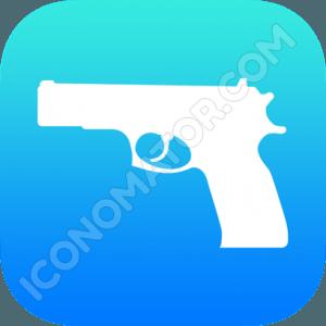 Handgun Icon