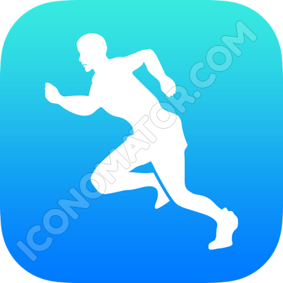 Male Athlete Icon