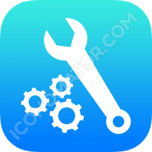 Tools Wrench Icon
