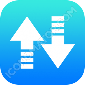 Up-Down Icon