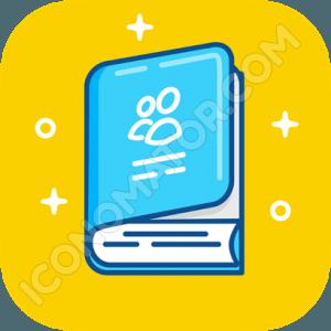 Address Book Icon
