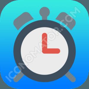 Alarm Clock Small Icon