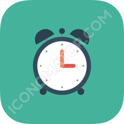 Alarm Clock Big Icon