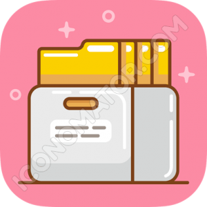 Archive Drawer Icon