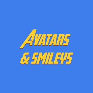 Avatars & smileys