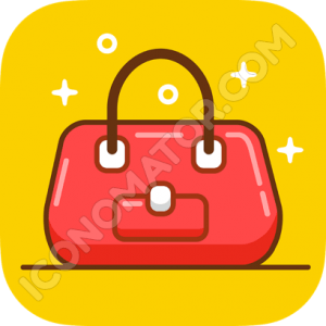 Ladies Handbag Icon