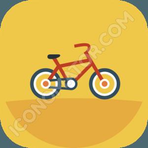 Children's Bike Icon