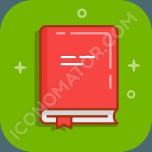 Book Study Icon