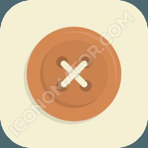 Button Cream Icon