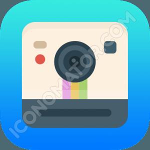 Camera Polaroid Icon