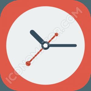 Clock Big Icon