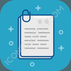 Document Reminer Icon