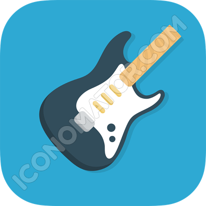 Accoustic Guitar Icon