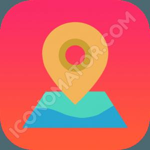 GPS postion Icon
