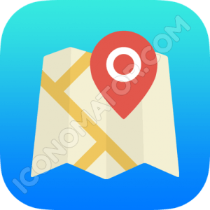Map & Location Icon
